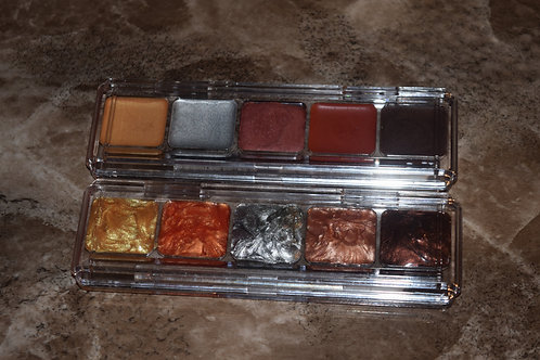 Lip Stick and  Lip Gloss Pallet