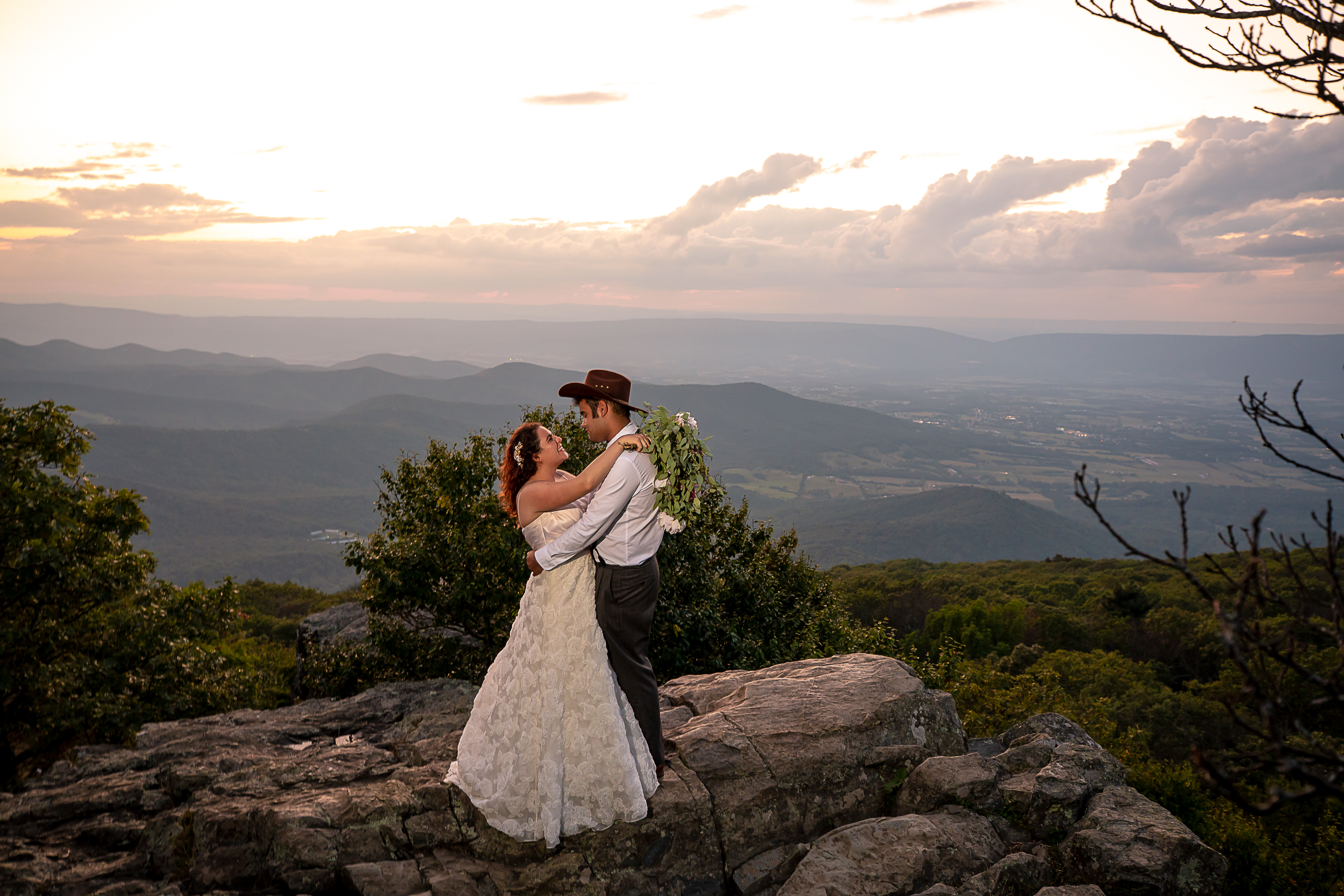 skyline drive wedding-49