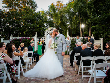 How to Schedule Your Wedding Ceremony One Hour Prior To Sunset