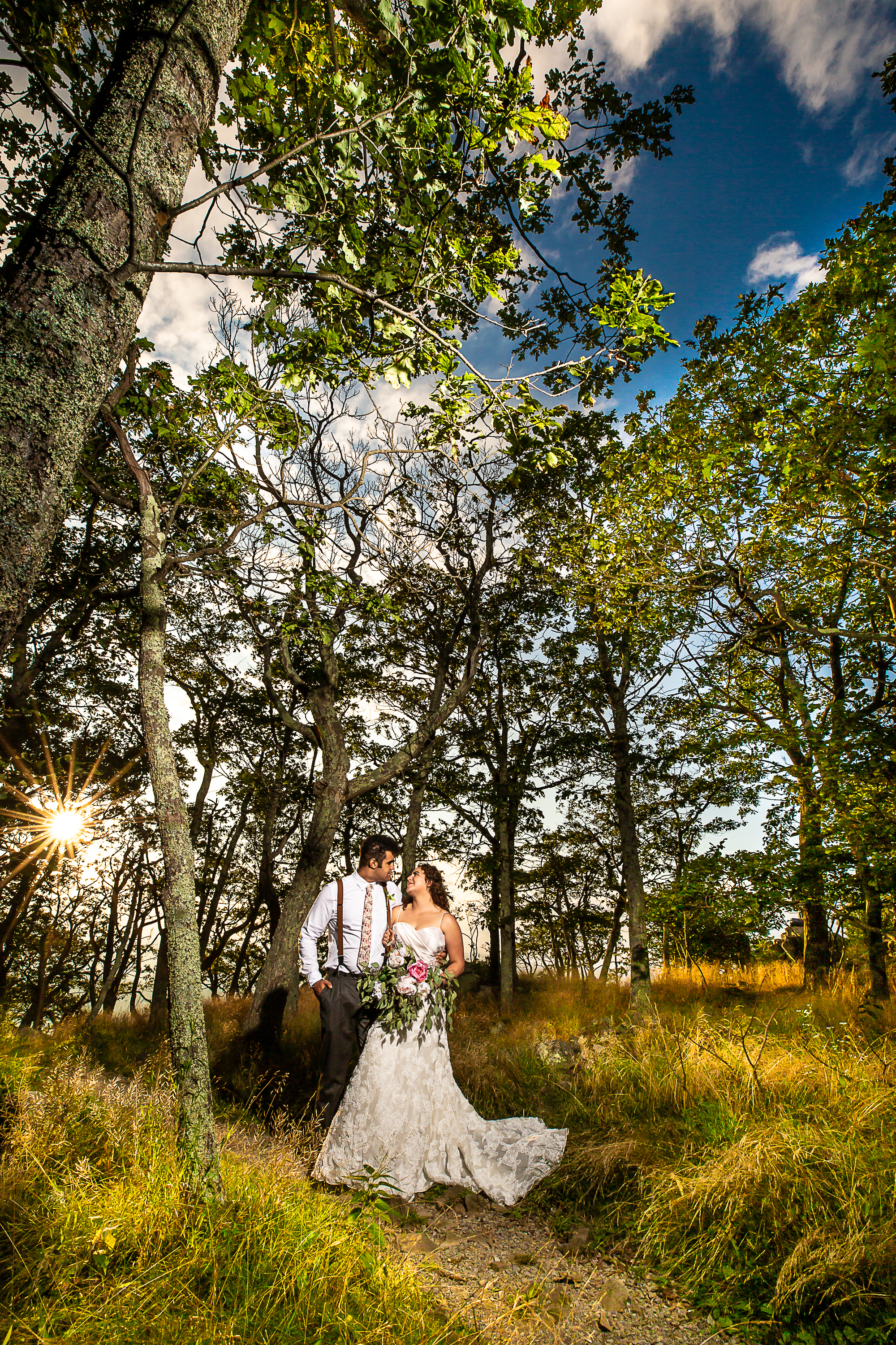 skyline drive wedding-31