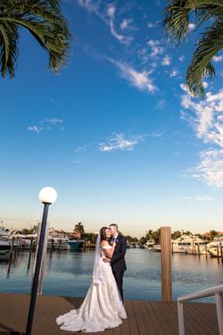 Lighthouse Point Yacht Club Wedding