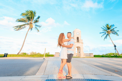 Clock Tower Palm Beach Engagement-1.jpg
