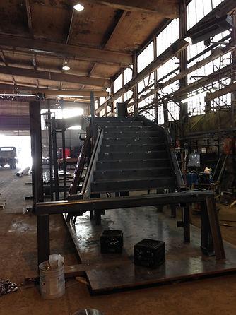 Stair #2 Unit 10 10-26-15.JPG