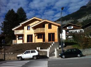 Maison bi-famille à Passy