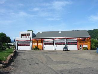 Centre Technique Municipal de WISCHES