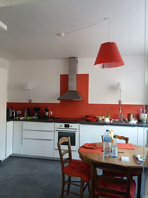 cuisine appartement Nicole