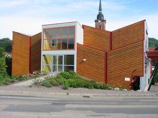 Centre Technique Municipal de WISCHES Alsace