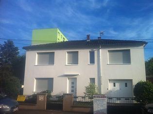 Transformation d'une maison individuelle en 2 appartements locatifs