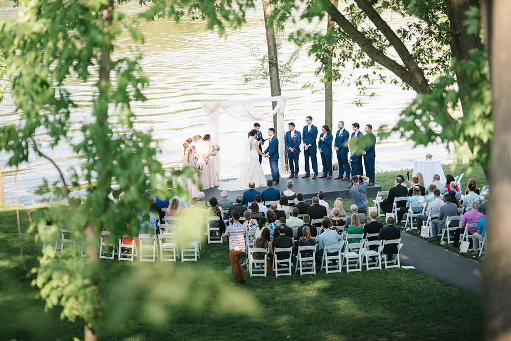 Leopold's River Ceremony
