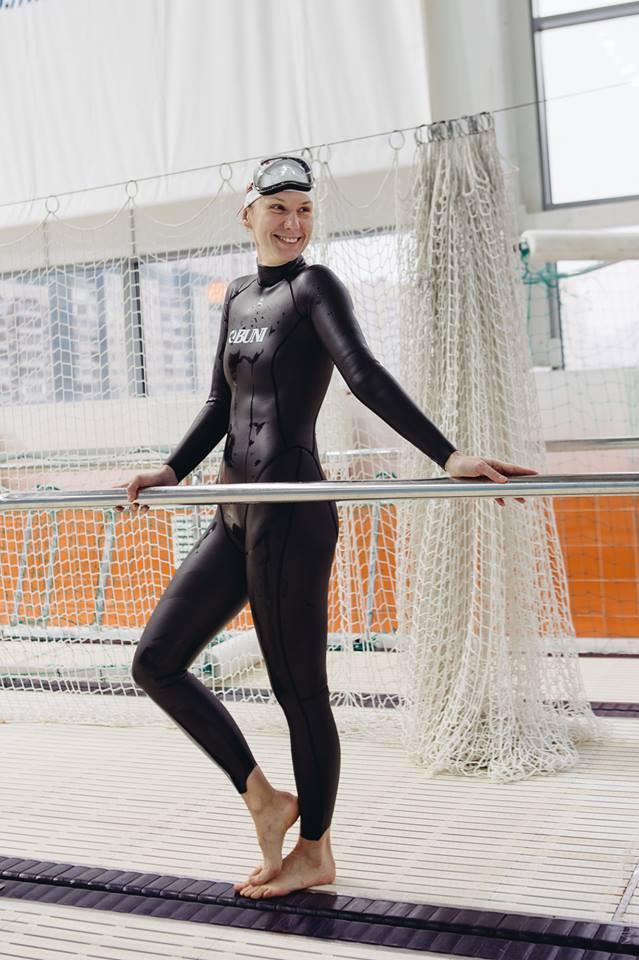 Фридайвинг с  Мариной Романовой в Екатеринбурге (20-21 мая).