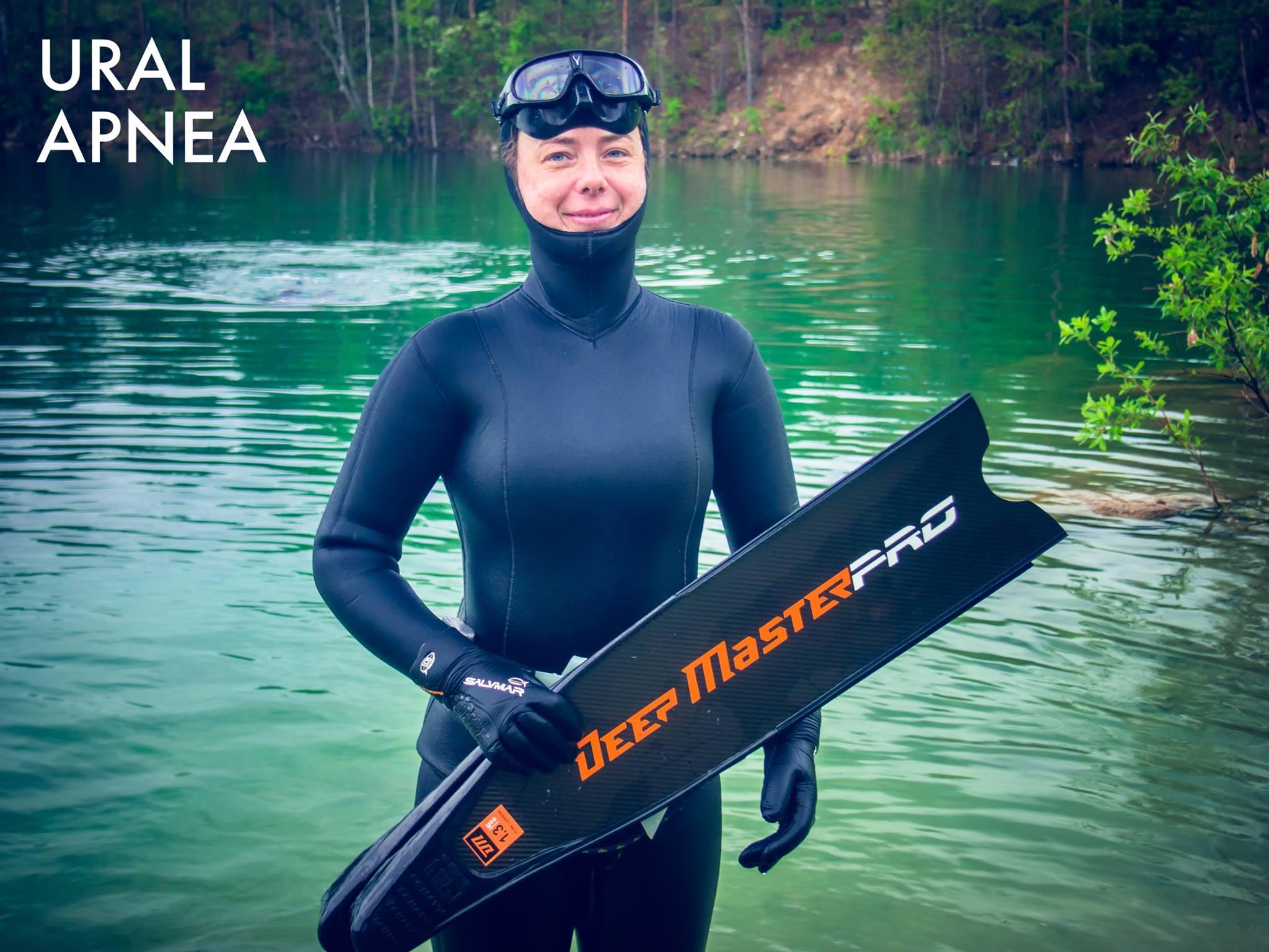deep master - инструктор