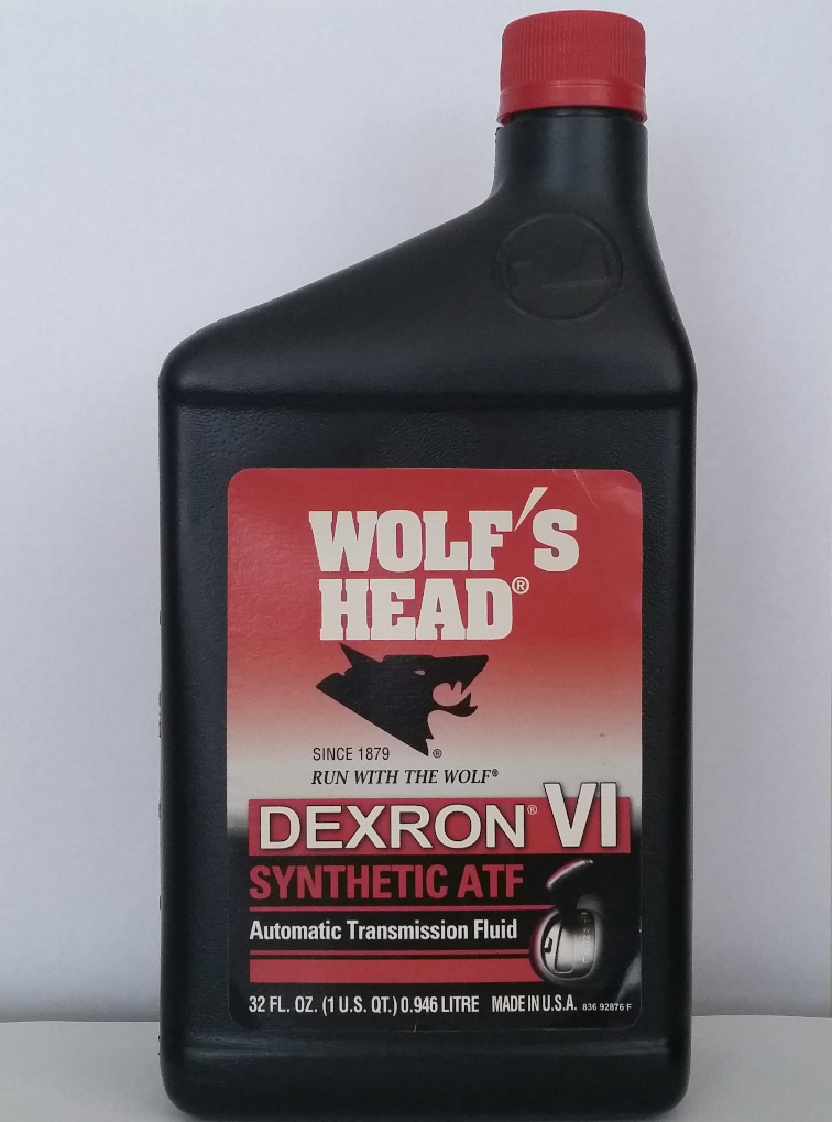 Wolf's Head Dexron VI ATF