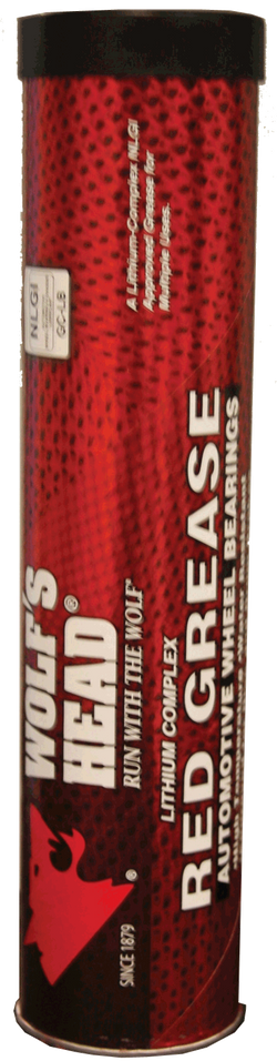 Wolf's Head Red Grease