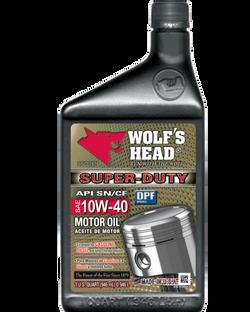 Wolf's Head Super Duty 10w40