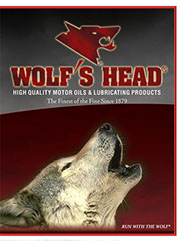 Wolf's Head Catalog - Click to view