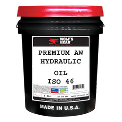Wolf's Head AW Hydraulic Oil ISO 46