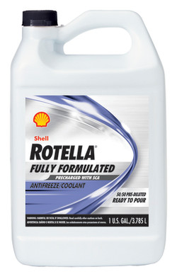 Rotella Fully Formulated w/SCA 50/50