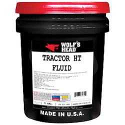 Wolf's Head Tractor HT Fluid