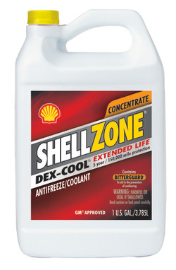 ShellZone Dexcool Concentrate