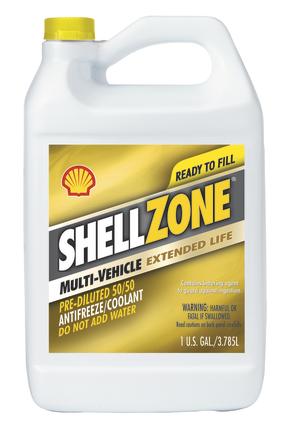 ShellZone Multi-Vehicle 50/50