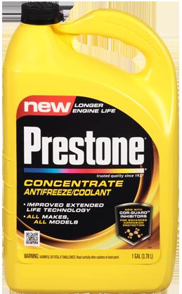 Prestone Extended Life Conc. AF2000