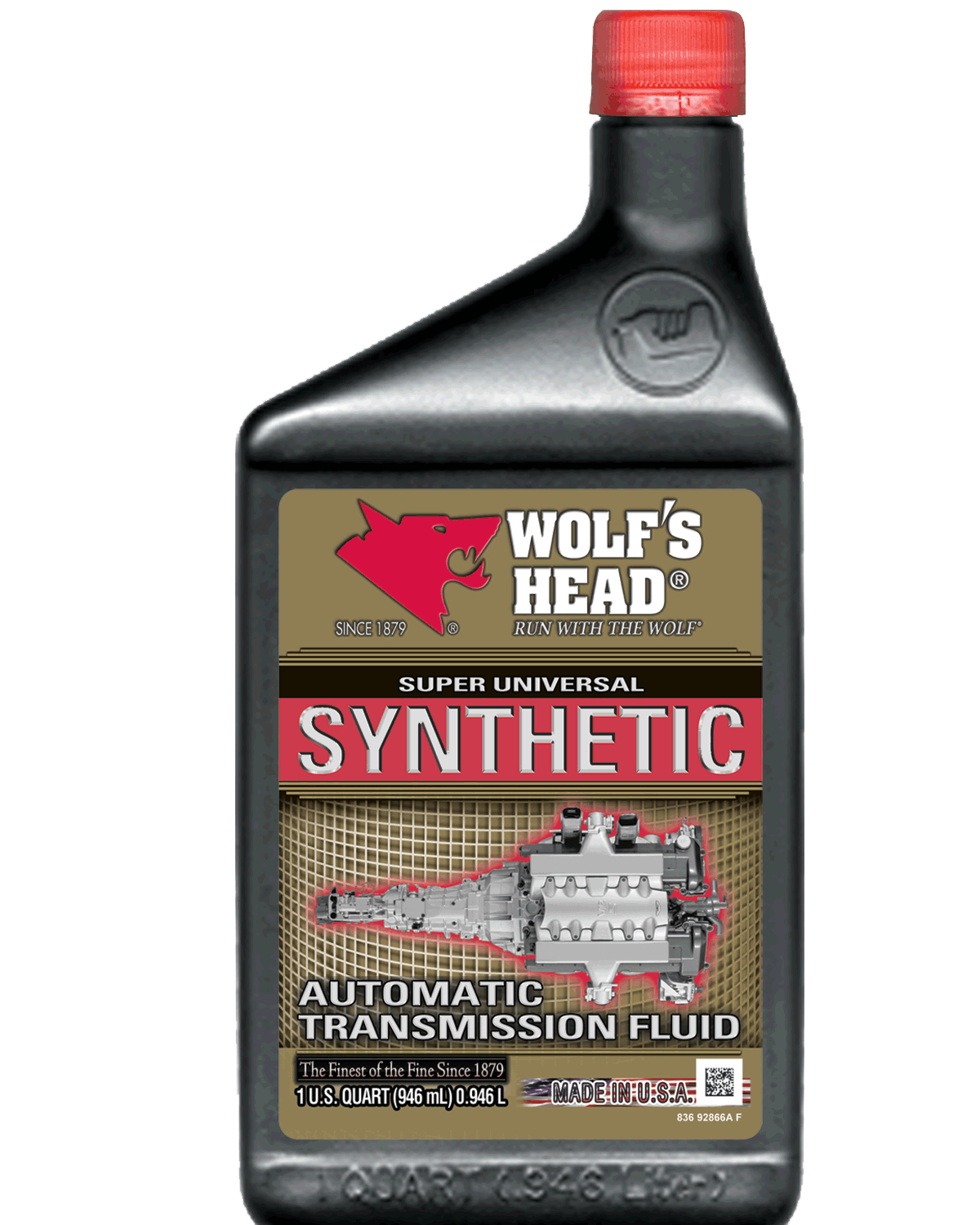 Wolf's Head Synthetic ATF