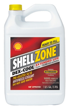 ShellZone Dexcool 50/50