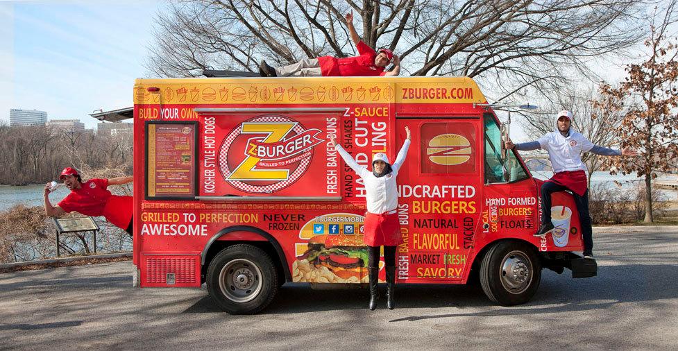 Z-Burger Truck