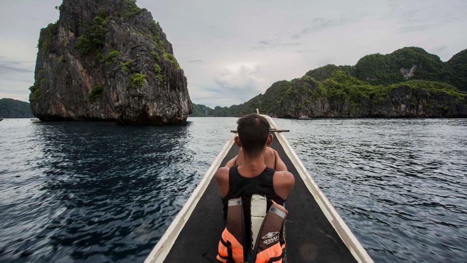 الفلبين - جزيرة ال نيدو