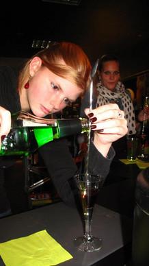 Cocktails Initiation