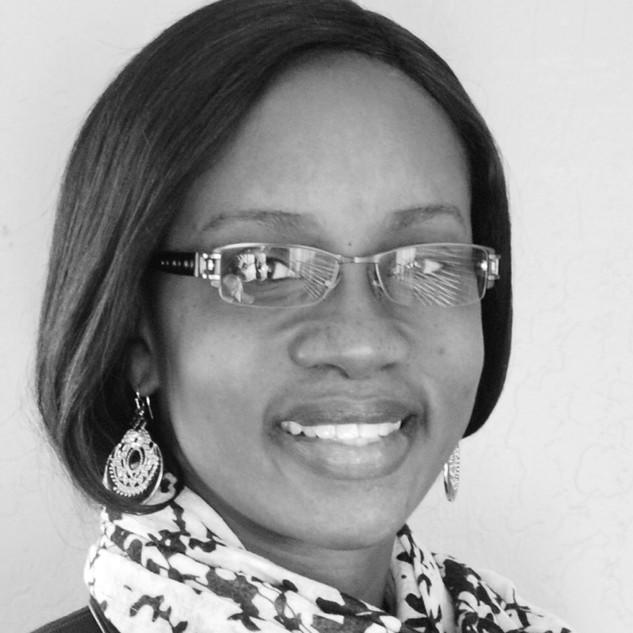 theresa samuel-boko. board secretary