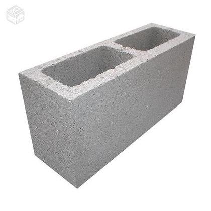 Bloco estrutural 14x19x29