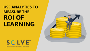 Using Analytics to Measure the ROI of Learning