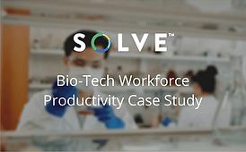 Bio-Tech Workforce Productivity Case Study
