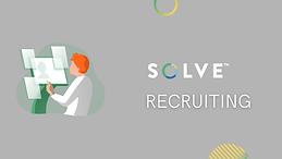 SOLVE™️ Recruiting