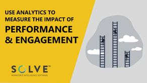 Using Analytics to Measure the Impact of Performance and Engagement