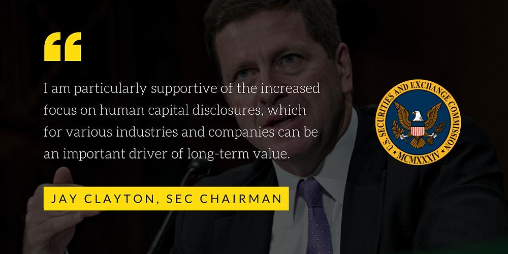 SEC Chairman Jay Clayton's Statement
