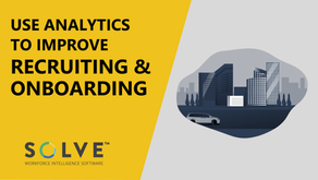 Using Analytics to Improve Recruiting and Onboarding