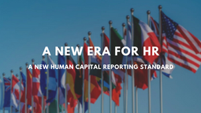A New Era for HR, A New Human Capital Reporting Standard