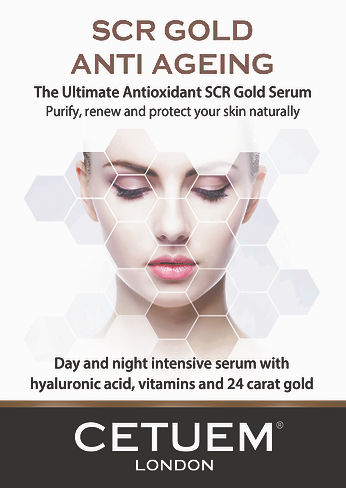 Gold Serum Leaflet A5 PAK with bleed 201