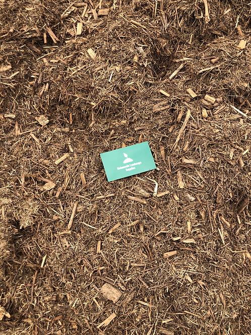 Tea Tree Mulch Bag