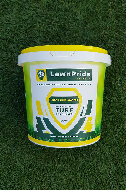 LawnPride Under Turf Starter 10-8-5 + Water Crystals 4Kg