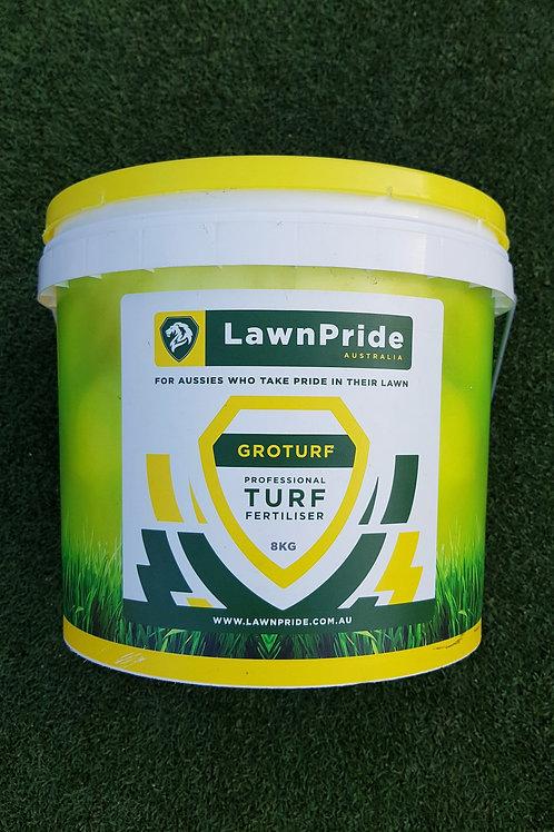 LawnPride Groturf 15-4-11 + Traces 8kg