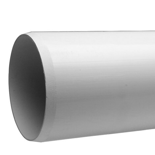 100mm PVC 6m Length