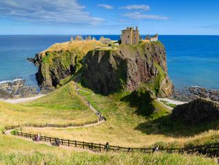 The Castle near the Sea