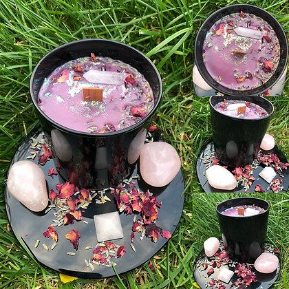Lunar Magick Love Candle