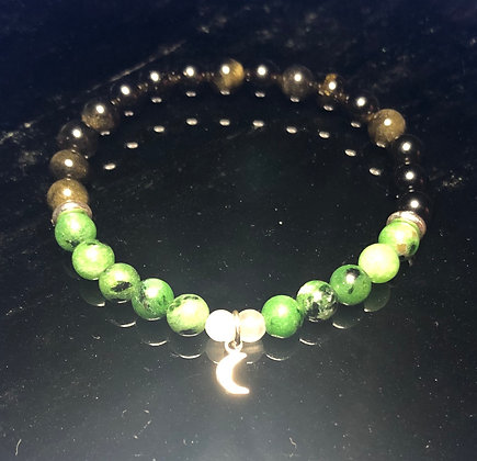 Earth goddess bracelet