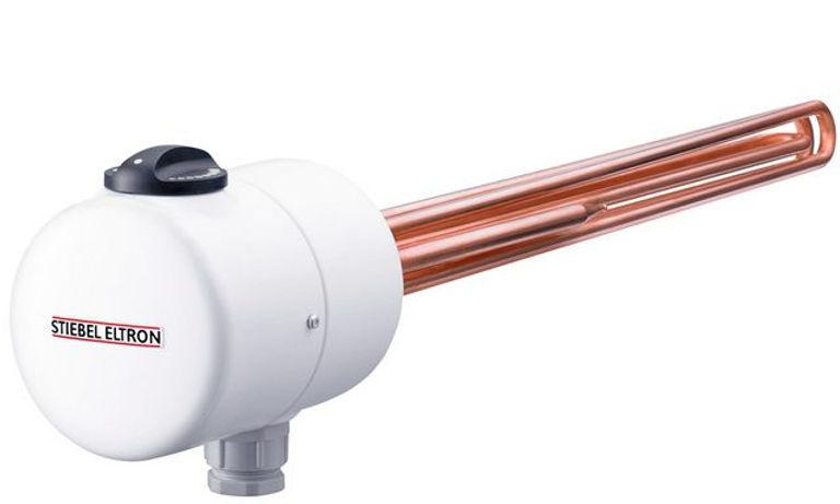 ТЭН — электронагреватель жидкости в виде металлической трубки, внутри которой находится спираль. Конструкций, разновидностей множество. Нагреватели изготовляют и на крупный и на малых производствах.  Эти нагреватели массово устанавливаются, например, в электрических бойлерах и электрокотлах, поэтому производятся также известными производителями.   Но на любом рынке можно встретить ТЭНы предназначаются для установки в радиаторы отопления. Эти устройства изготовлены чаще в Польше, Украине, Китае. Они могут снабжаться встроенными термодатчиками, т.е. работать в полуавтоматическом режиме, отслеживая степень нагрева.  На основе таких электрических нагревателей, можно легко создать отопительный прибор своими руками. Чем и пользуются домашние мастера, конструируя простейший обогрев и «экономя» при этом, как они, думают, изрядные суммы денег.