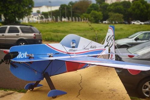 Laser Azul 4mm Jota Flyer