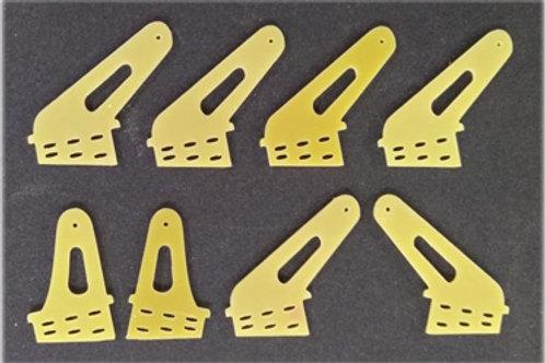 Conjunto de horns 50cc/TurboProp Standard